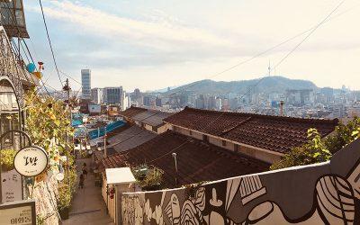 Auslandsaufenthalt Südkorea